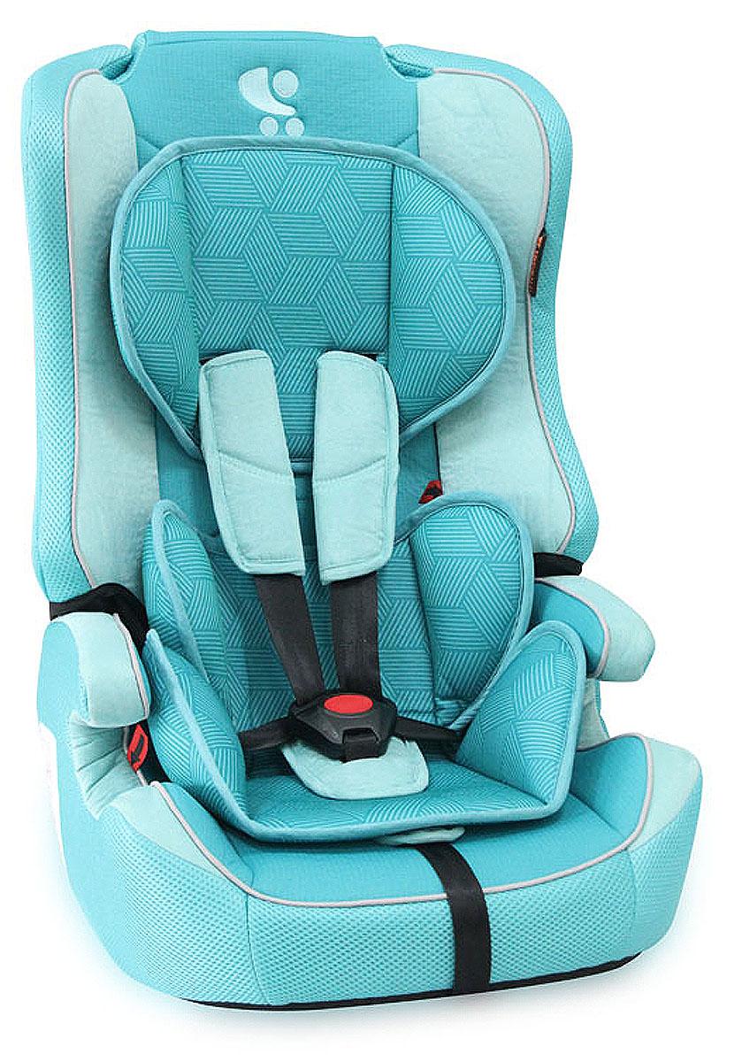 Lorelli Автокресло Explorer цвет голубой от 9 до 36 кг