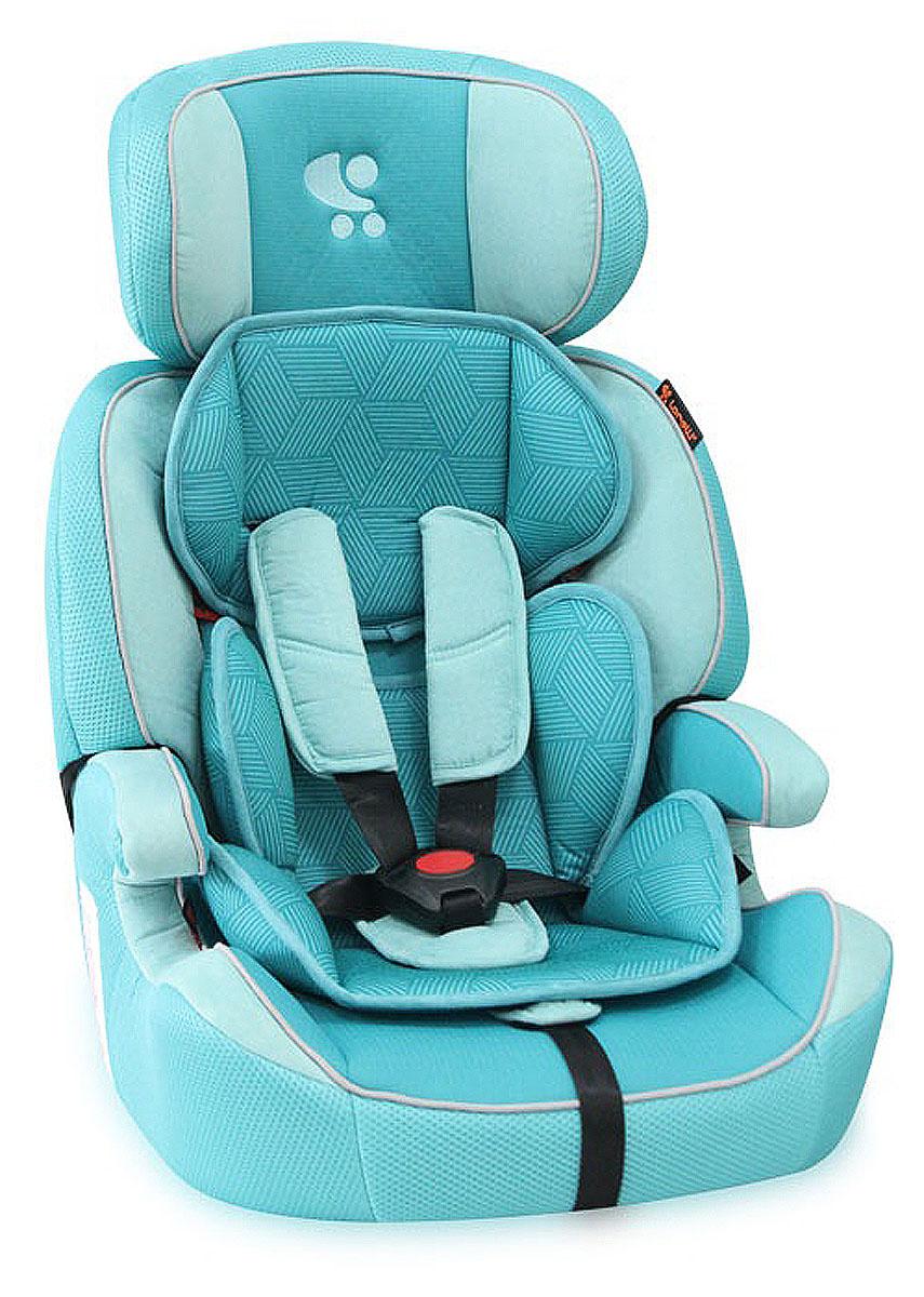 Lorelli Автокресло Navigator цвет голубой от 9 до 36 кг