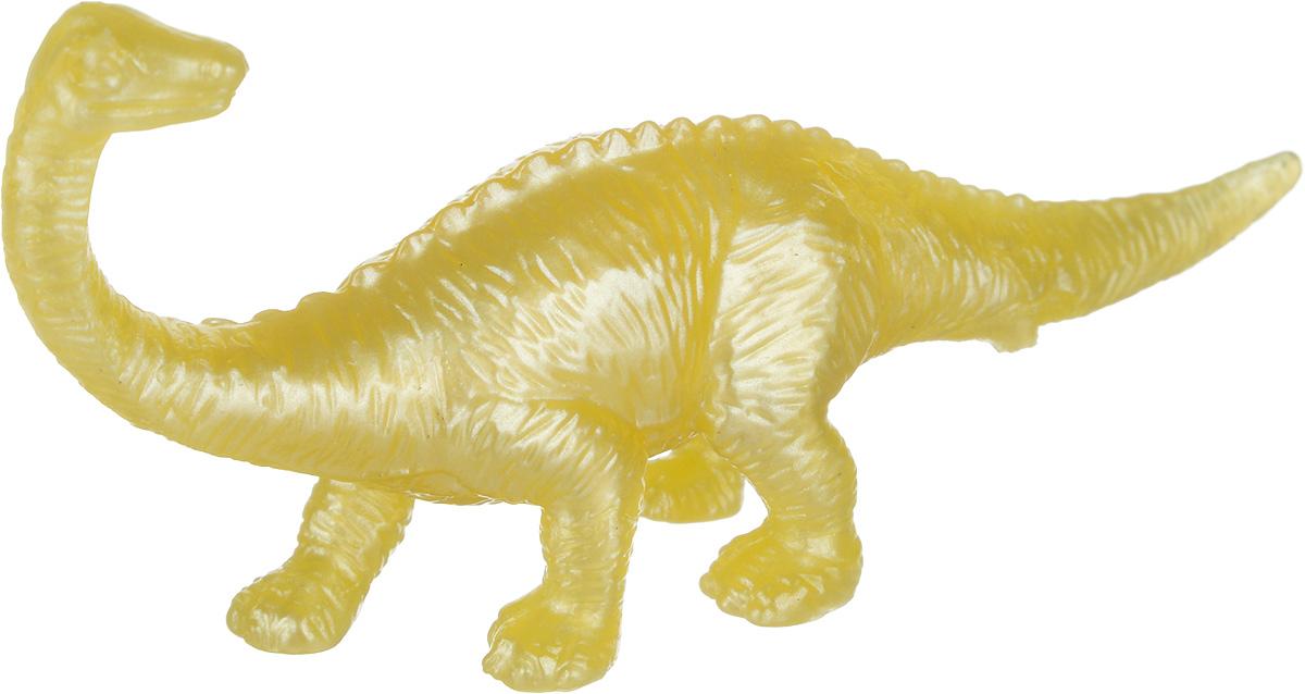 Город игр Тянучка Динозавр цвет желтый вид 4