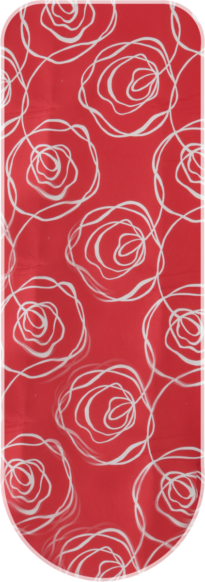 Чехол для гладильной доски Attribute Express, цвет: красный, 140 х 60 см benks okr pro tempered glass screen protector for iphone 6 6s