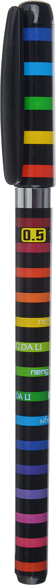 Mol Ручка гелевая Радуга цвет чернил синий1505427_синийРучка гелевая Mol Радуга с рифленым держателем поможет организовать ваше рабочее пространство и время. Изделия данной категории необходимы любому человеку независимо от рода его деятельности.