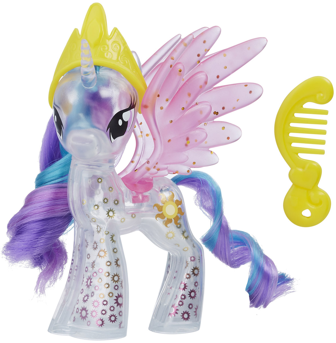 My Little Pony Фигурка Пони с блестками Celestia