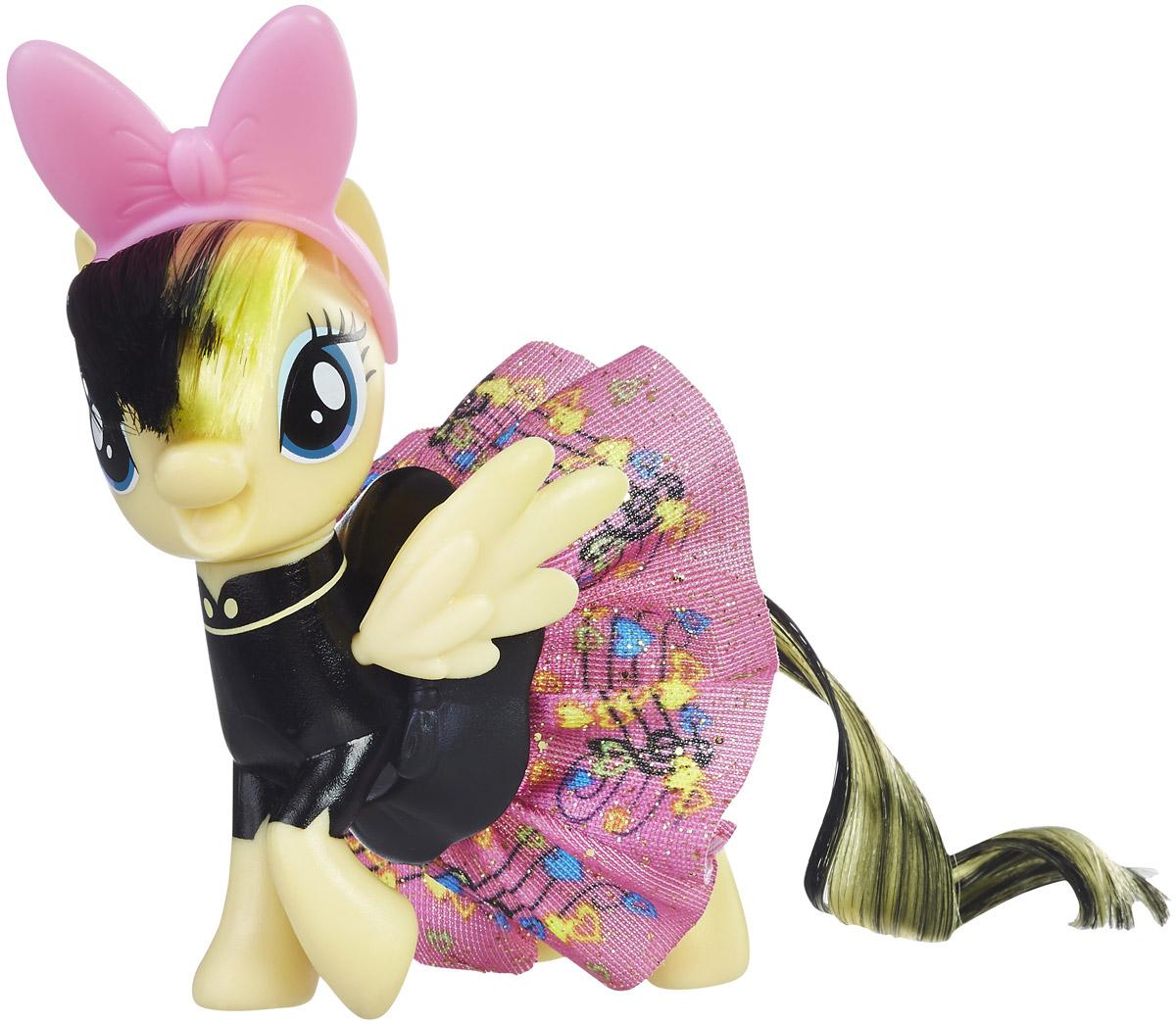 My Little Pony Фигурка Пони Серенада в блестящей юбке