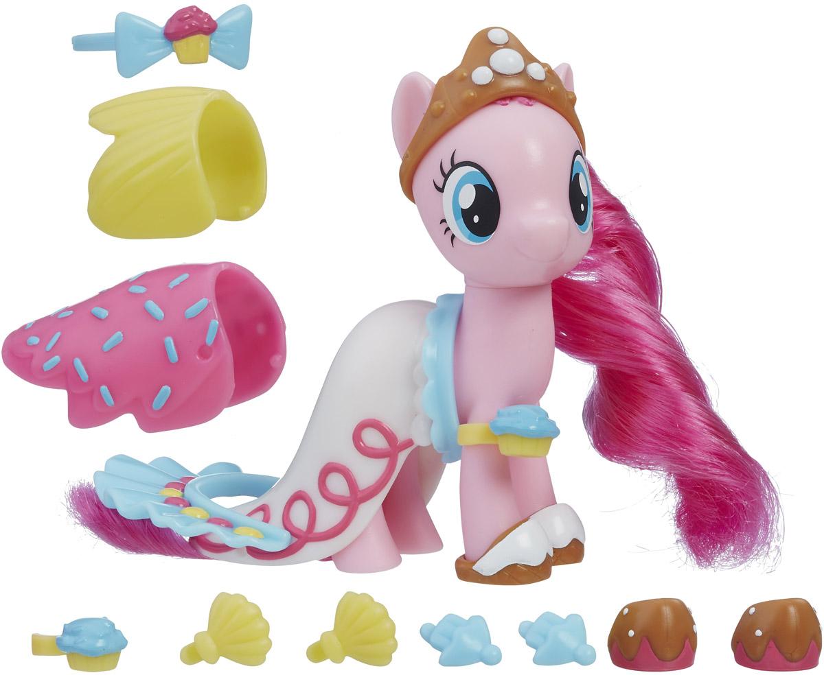 My Little Pony Фигурка Пони Пинки Пай с волшебными нарядами фигурка playskool my little pony пинки пай