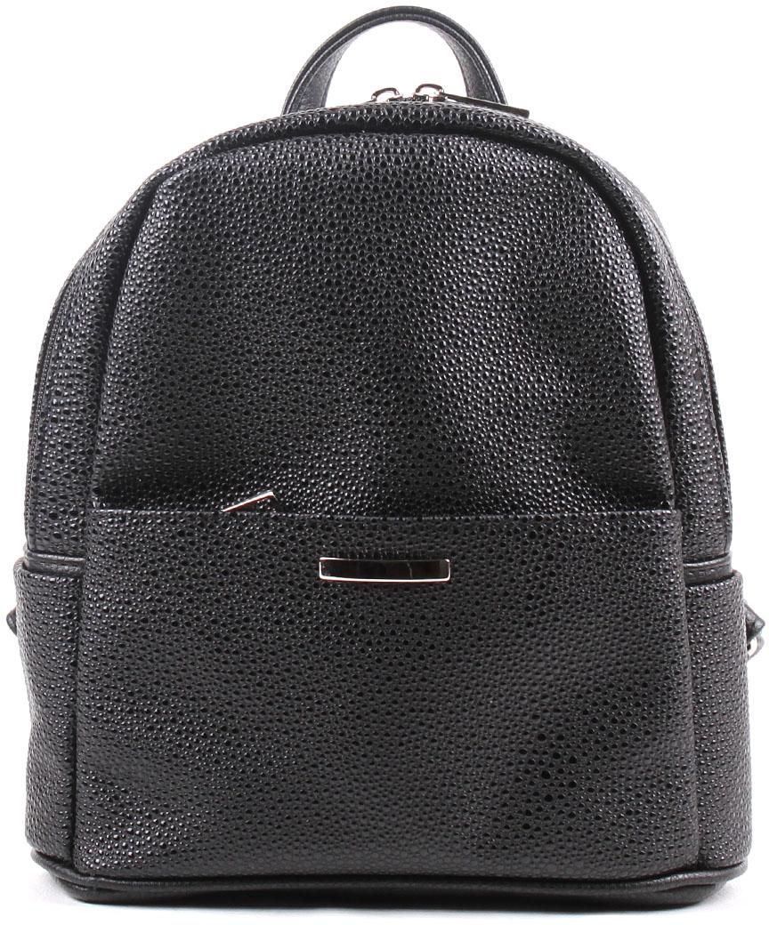 Рюкзак женский Медведково, цвет: черный. 17с4613-к14 casio g shock g specials ga 400 1a