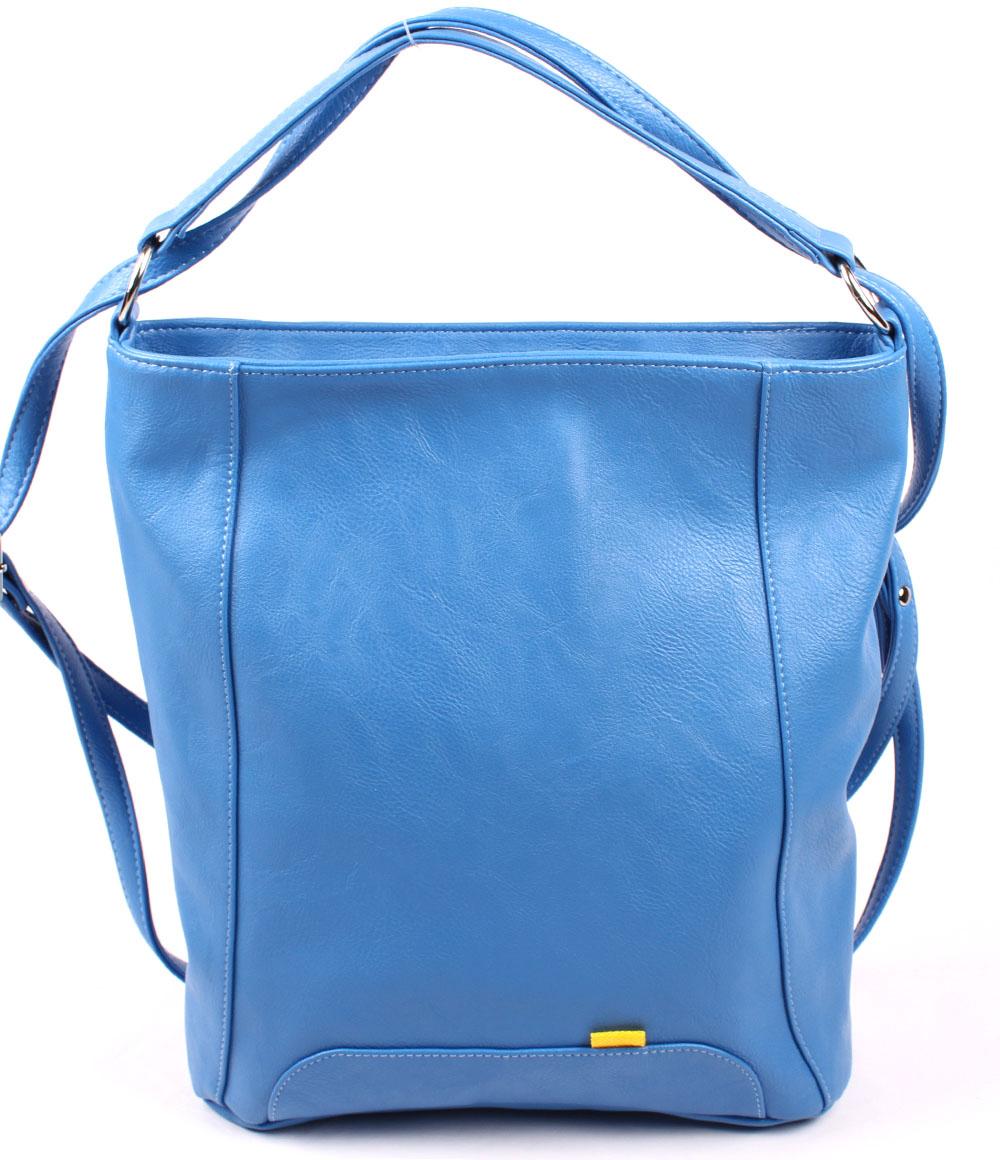 Рюкзак женский Медведково, цвет: синий. 17с3627-к14 рюкзак детский proff жесткий говорящий том 38 29 21 см с 1 отделением на замке