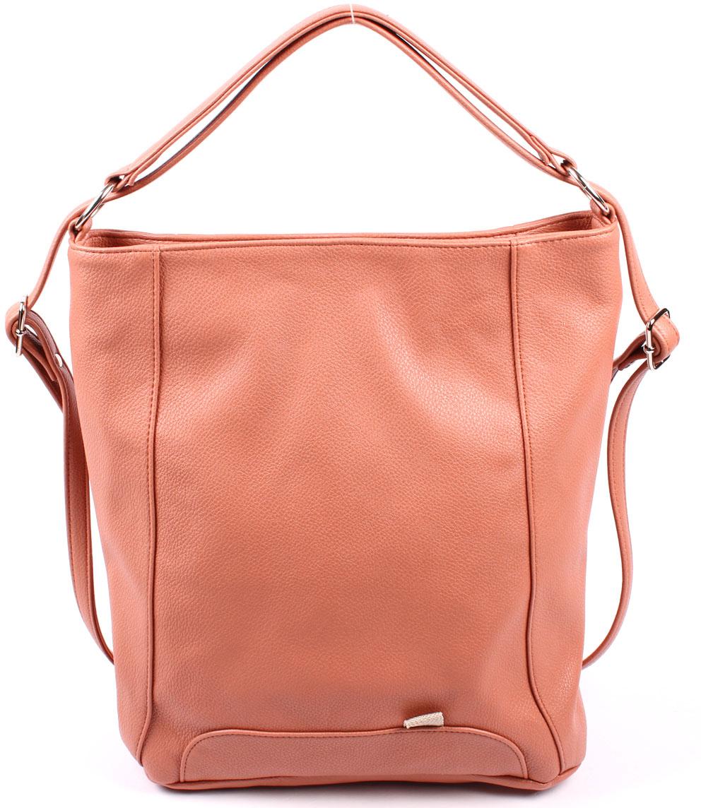 Рюкзак женский Медведково, цвет: розовый. 17с3690-к14 рюкзак детский proff жесткий говорящий том 38 29 21 см с 1 отделением на замке