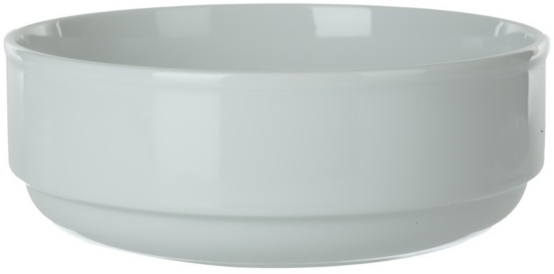 Салатник Nuova Cer, 19 смРП-0907ROYAL новый уникальный продукт на рынке фарфора производится из материала, в состав которого входит алюминиум (глинозем) в виде порошка, что придаёт фарфору уникальные свойства: белоснежный цвет, как на поверхности, так и на изломе, более тонкие и изящные формы, так как добавление металла делает фарфоровую массу более пластичной, устойчивость к сколам и царапинам. Возможный перепад температур при эксплуатации до 200 градусов! Фарфор покрывается глазурью, что характеризует эту посуду как продукт высшего класса. Идеально подходит для использования в микроволновой печи и посудомоечной машине