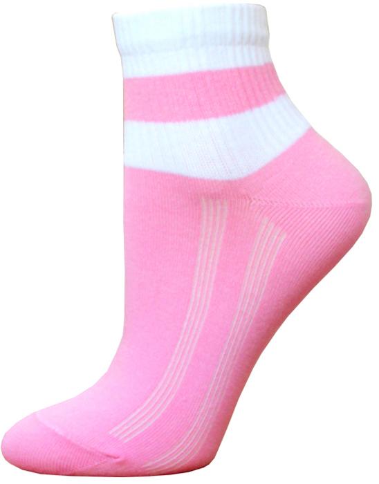 Носки женские Брестские Active, цвет: розовый. 14С1302_029. Размер 36/3714С1302_029Женские носки Брестские Active изготовлены из высококачественного сырья. Носки очень мягкие на ощупь,а резинка плотно облегает ногу, не сдавливая ее, благодаря чему вам будет комфортно и удобно.
