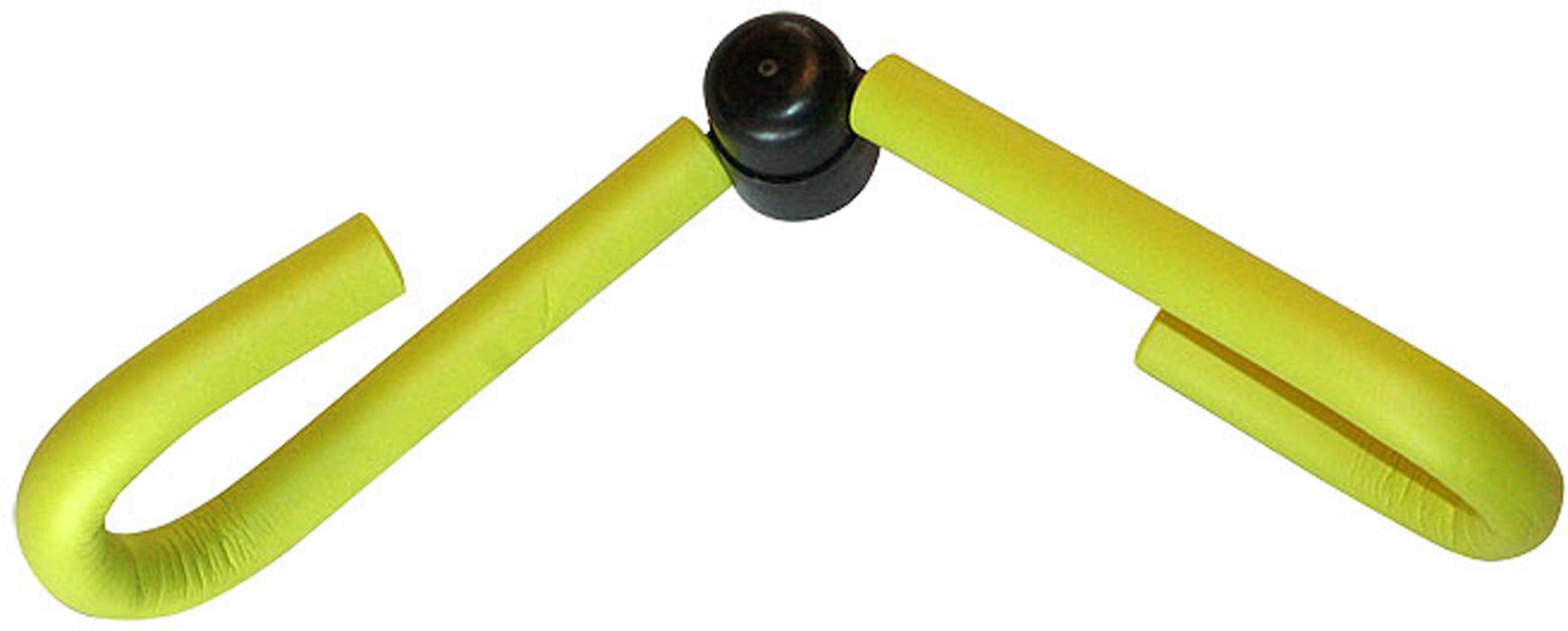 Эспандер Indigo Тай Мастер, на сжатие, цвет: желтый00014920Тренажер Thigh Master (Тай Мастер) – это легкий и компактный, эффективный и удобный тренажер-экспандер для использования в домашних условиях. Тренажер Тай Мастер укрепляет грудные мышцы, формирует упругую грудь, ягодицы и внутреннюю часть бедер. Занимаясь на тренажере всего по двадцать минут в день можно добиться потрясающих результатов, получив стройное, подтянутое и красивое тело.