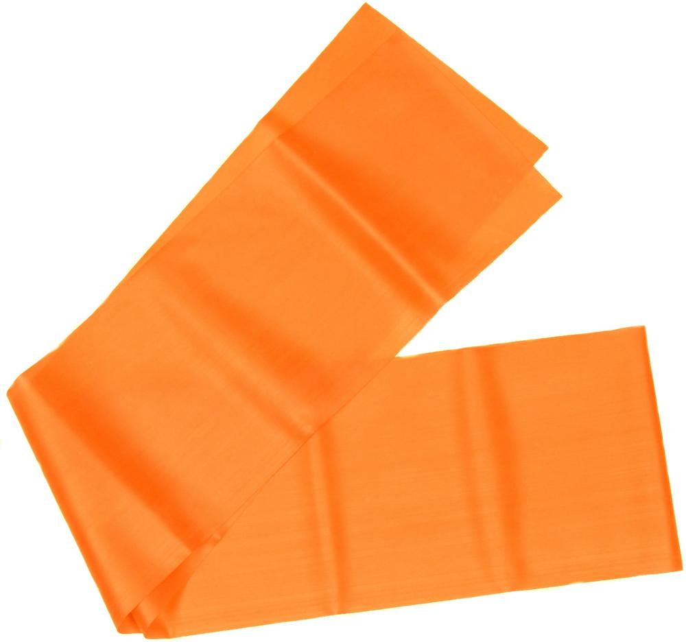 """Эспандер ленточный """"Indigo"""", цвет: оранжевый. 00017966"""