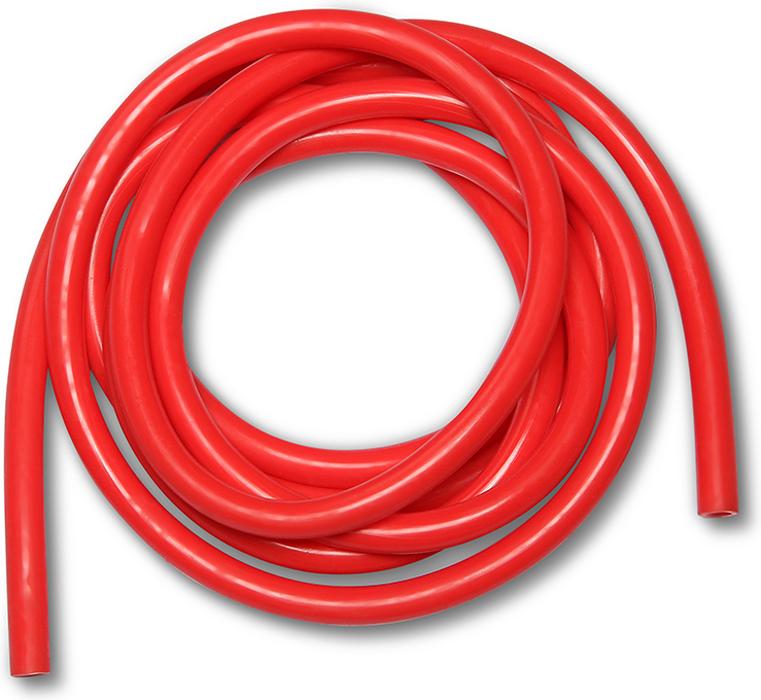 Эспандер Indigo  Гимнастическая латексная трубка , диаметр 11 мм, цвет: красный - Мини-тренажеры