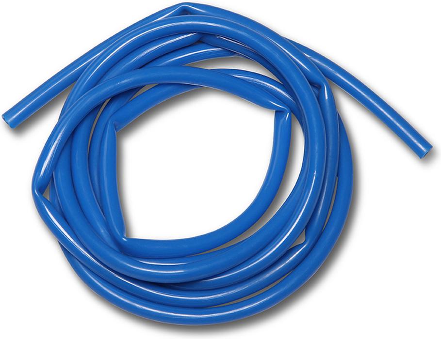 Эспандер Indigo Гимнастическая латексная трубка, диаметр 12 мм, цвет: синий00020787Эспандер трубка - латексный жгут - применяют вместо тренажера. Делая упражнения, растягивая жгут, вы сможете укрепить и развить мышцы ног, рук, спины, живота. Жгут можно закрепить на любом удобном уровне, и делать множество разных упражнений. При этом упражнения делаются легче, чем на классических тренажерах, и не создают лишней нагрузки на позвоночник. Диаметр трубки 12 мм.