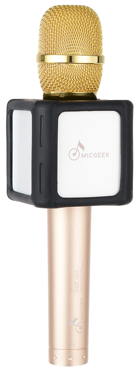MicGeek Q9S, Gold микрофон