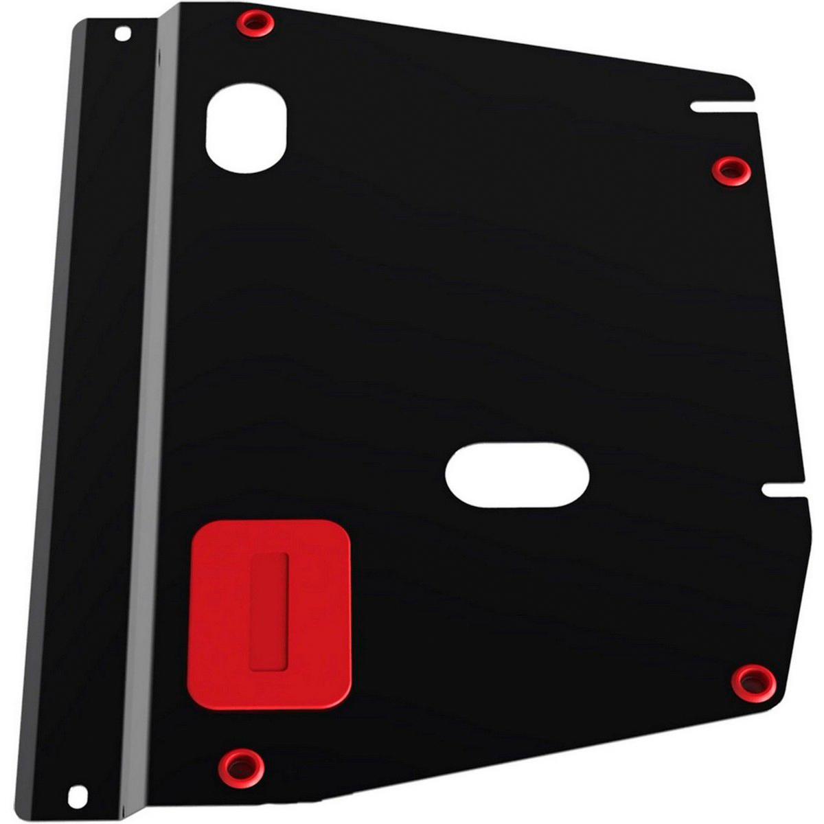 Купить Защита АвтоБРОНЯ для картера и КПП Honda Civic седан 2006-2012, сталь 2 мм, крепеж в комплекте. 111.02108.1, Автоброня