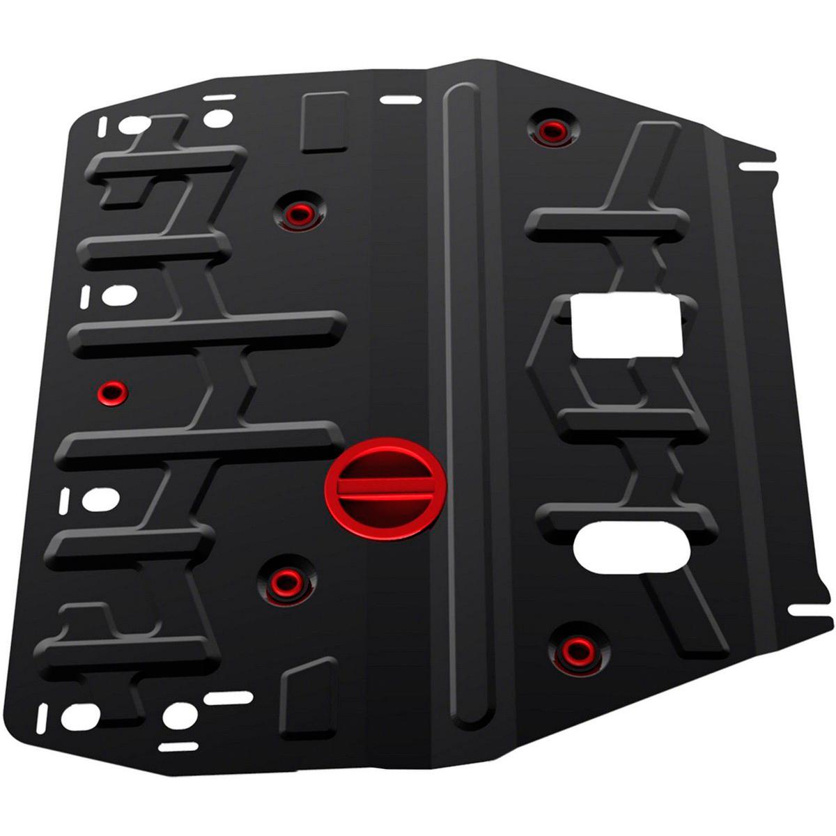 Защита картера и КПП Автоброня Hyundai i40 2012-2015, 2015-, сталь 2 мм - Тюнинг и защита - Защита внешних частей