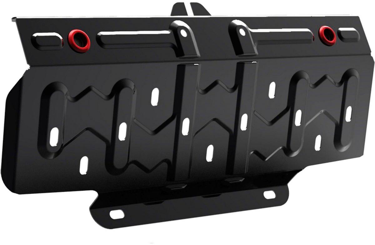 Защита радиатора Автоброня Ssang Yong Actyon 2011-, сталь 2 мм111.05308.1Защита радиатора Автоброня Ssang Yong Actyon, V- 2,0 2011-, сталь 2 мм, комплект крепежа, 111.05308.1Стальные защиты Автоброня надежно защищают ваш автомобиль от повреждений при наезде на бордюры, выступающие канализационные люки, кромки поврежденного асфальта или при ремонте дорог, не говоря уже о загородных дорогах. - Имеют оптимальное соотношение цена-качество. - Спроектированы с учетом особенностей автомобиля, что делает установку удобной. - Защита устанавливается в штатные места кузова автомобиля. - Является надежной защитой для важных элементов на протяжении долгих лет. - Глубокий штамп дополнительно усиливает конструкцию защиты. - Подштамповка в местах крепления защищает крепеж от срезания. - Технологические отверстия там, где они необходимы для смены масла и слива воды, оборудованные заглушками, закрепленными на защите. Толщина стали 2 мм. В комплекте крепеж и инструкция по установке.