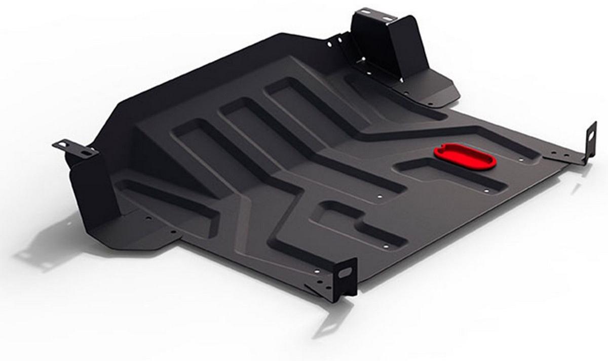 Купить Защита картера Автоброня Lada Priora 2110 1995-2007 2007 -, сталь 2 мм