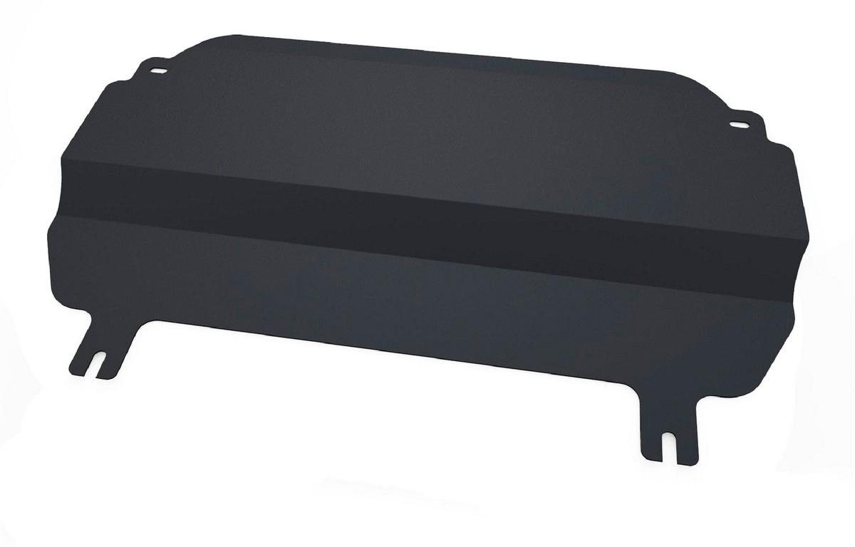 Защита картера и КПП Автоброня Citroёn C2 2005-2009/Citroёn C3 2005-2009, сталь 2 мм111.01201.1Защита картера и КПП Автоброня для Citroёn C2, V - 1,4; 1,6 2005-2009/Citroёn C3, V - 1,4; 1,6 2005-2009, сталь 2 мм, комплект крепежа, 111.01201.1Стальные защиты Автоброня надежно защищают ваш автомобиль от повреждений при наезде на бордюры, выступающие канализационные люки, кромки поврежденного асфальта или при ремонте дорог, не говоря уже о загородных дорогах. - Имеют оптимальное соотношение цена-качество. - Спроектированы с учетом особенностей автомобиля, что делает установку удобной. - Защита устанавливается в штатные места кузова автомобиля. - Является надежной защитой для важных элементов на протяжении долгих лет. - Глубокий штамп дополнительно усиливает конструкцию защиты. - Подштамповка в местах крепления защищает крепеж от срезания. - Технологические отверстия там, где они необходимы для смены масла и слива воды, оборудованные заглушками, закрепленными на защите. Толщина стали 2 мм. В комплекте крепеж и инструкция по установке.Уважаемые клиенты! Обращаем ваше внимание на тот факт, что защита имеет форму, соответствующую модели данного автомобиля. Наличие глубокого штампа и лючков для смены фильтров/масла предусмотрено не на всех защитах. Фото служит для визуального восприятия товара.