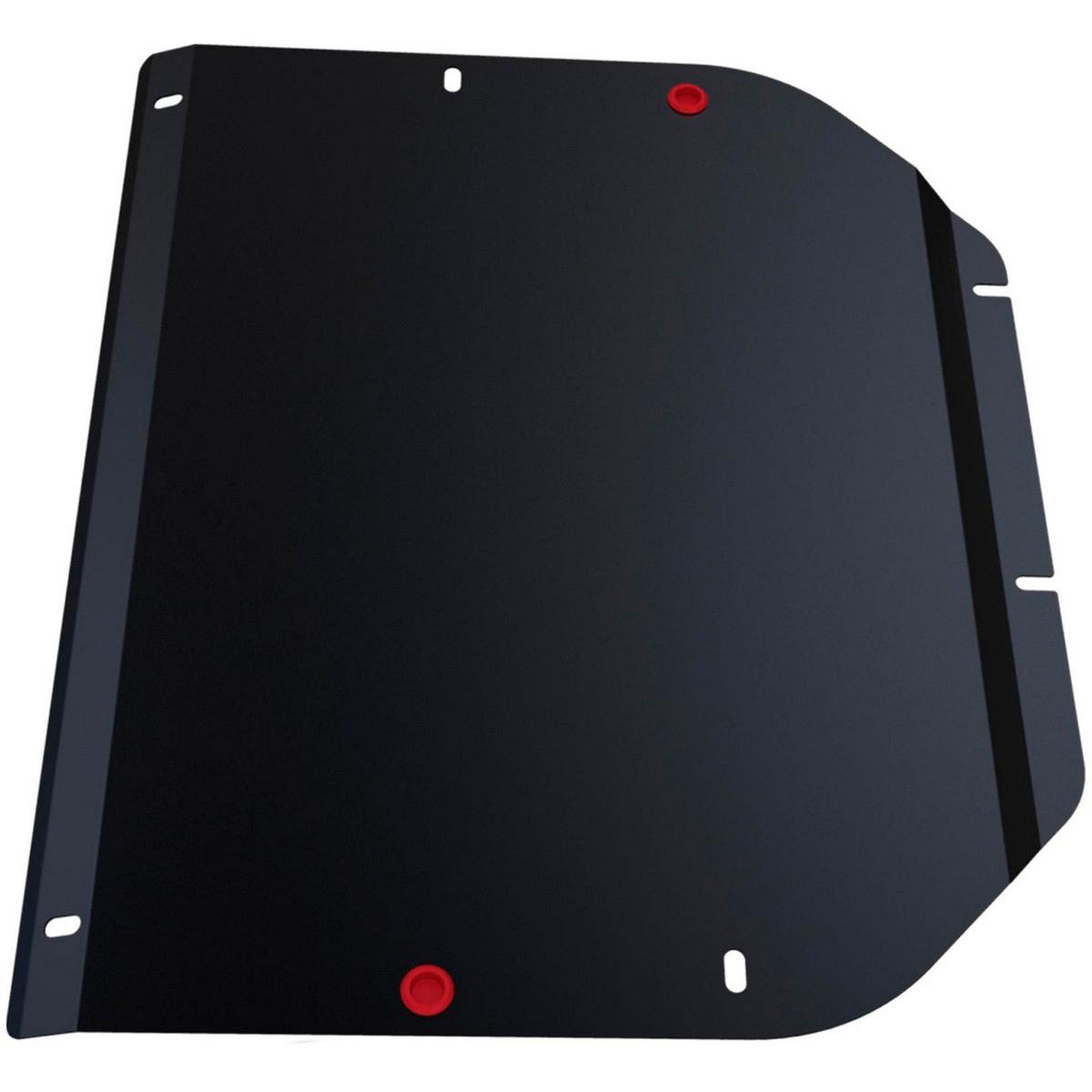 Защита картера и КПП Автоброня Hyundai Santa Fe 2009-2012, сталь 2 мм - Тюнинг и защита - Защита внешних частей