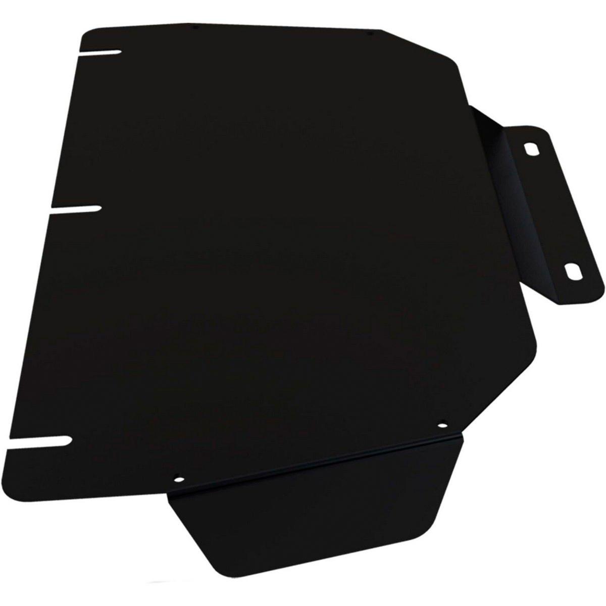 Защита картера Автоброня Kia Sorento 2005-2009, сталь 2 мм111.02808.1Защита картера Автоброня Kia Sorento, V - 2,5; 3,3 2005-2009, сталь 2 мм, комплект крепежа, 111.02808.1 Дополнительно можно приобрести другие защитные элементы из комплекта: защита радиатора - 1.02807.1, защита КПП - 111.02809.1, защита РК - 111.02810.1Стальные защиты Автоброня надежно защищают ваш автомобиль от повреждений при наезде на бордюры, выступающие канализационные люки, кромки поврежденного асфальта или при ремонте дорог, не говоря уже о загородных дорогах. - Имеют оптимальное соотношение цена-качество. - Спроектированы с учетом особенностей автомобиля, что делает установку удобной. - Защита устанавливается в штатные места кузова автомобиля. - Является надежной защитой для важных элементов на протяжении долгих лет. - Глубокий штамп дополнительно усиливает конструкцию защиты. - Подштамповка в местах крепления защищает крепеж от срезания. - Технологические отверстия там, где они необходимы для смены масла и слива воды, оборудованные заглушками, закрепленными на защите. Толщина стали 2 мм. В комплекте крепеж и инструкция по установке.Уважаемые клиенты! Обращаем ваше внимание на тот факт, что защита имеет форму, соответствующую модели данного автомобиля. Наличие глубокого штампа и лючков для смены фильтров/масла предусмотрено не на всех защитах. Фото служит для визуального восприятия товара.