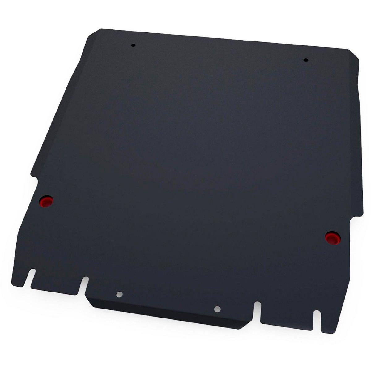 Защита картера и КПП Автоброня Lifan Breez 2006-, сталь 2 мм111.03301.1Защита картера и КПП Автоброня Lifan Breez, V - 1,3; 1,6 2006-, сталь 2 мм, комплект крепежа, 111.03301.1Стальные защиты Автоброня надежно защищают ваш автомобиль от повреждений при наезде на бордюры, выступающие канализационные люки, кромки поврежденного асфальта или при ремонте дорог, не говоря уже о загородных дорогах. - Имеют оптимальное соотношение цена-качество. - Спроектированы с учетом особенностей автомобиля, что делает установку удобной. - Защита устанавливается в штатные места кузова автомобиля. - Является надежной защитой для важных элементов на протяжении долгих лет. - Глубокий штамп дополнительно усиливает конструкцию защиты. - Подштамповка в местах крепления защищает крепеж от срезания. - Технологические отверстия там, где они необходимы для смены масла и слива воды, оборудованные заглушками, закрепленными на защите. Толщина стали 2 мм. В комплекте крепеж и инструкция по установке.Уважаемые клиенты! Обращаем ваше внимание на тот факт, что защита имеет форму, соответствующую модели данного автомобиля. Наличие глубокого штампа и лючков для смены фильтров/масла предусмотрено не на всех защитах. Фото служит для визуального восприятия товара.