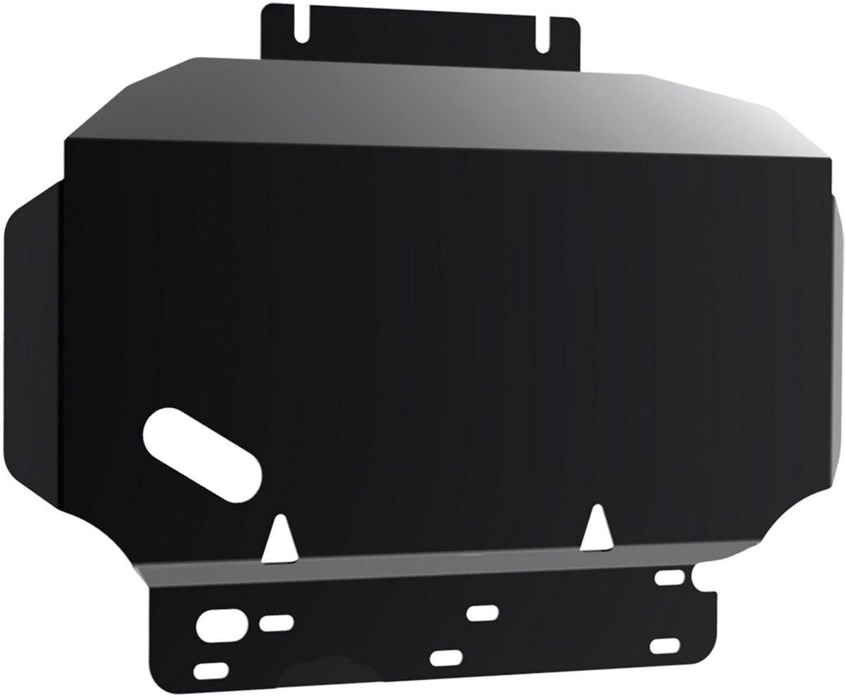 Купить Защита картера Автоброня Nissan Navara 2005-/Nissan Pathfinder 2005-2014, сталь 2 мм