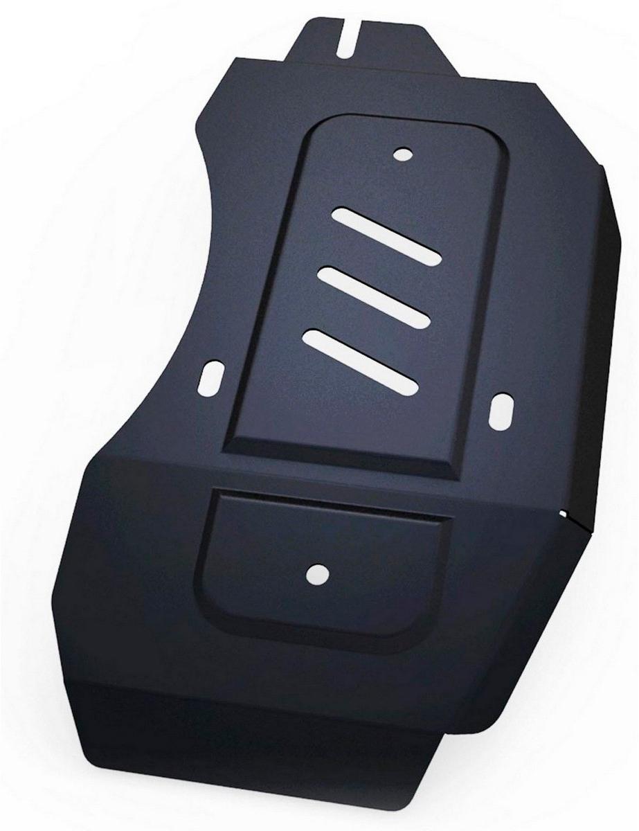 Купить Защита редуктора Автоброня Nissan Qashqai 2014-2015 2015-/Nissan X-Trail 2015-/Renault Koleos 2017-, сталь 2 мм