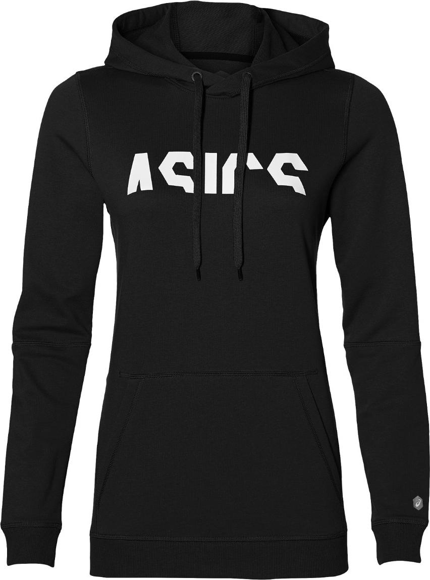 Худи женское Asics ESNT GPX OTH Hoody, цвет: черный. 155246-0904. Размер XS (42)