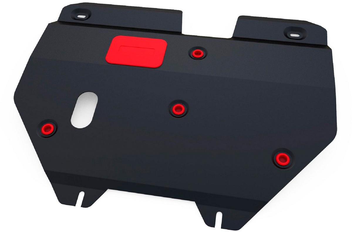 Защита картера и КПП Автоброня Toyota Celica 1999-2006, сталь 2 мм111.05763.1Защита картера и КПП Автоброня Toyota Celica МКПП,V - 1,8 1999-2006, сталь 2 мм, комплект крепежа, 111.05763.1Стальные защиты Автоброня надежно защищают ваш автомобиль от повреждений при наезде на бордюры, выступающие канализационные люки, кромки поврежденного асфальта или при ремонте дорог, не говоря уже о загородных дорогах. - Имеют оптимальное соотношение цена-качество. - Спроектированы с учетом особенностей автомобиля, что делает установку удобной. - Защита устанавливается в штатные места кузова автомобиля. - Является надежной защитой для важных элементов на протяжении долгих лет. - Глубокий штамп дополнительно усиливает конструкцию защиты. - Подштамповка в местах крепления защищает крепеж от срезания. - Технологические отверстия там, где они необходимы для смены масла и слива воды, оборудованные заглушками, закрепленными на защите. Толщина стали 2 мм. В комплекте крепеж и инструкция по установке.Уважаемые клиенты! Обращаем ваше внимание на тот факт, что защита имеет форму, соответствующую модели данного автомобиля. Наличие глубокого штампа и лючков для смены фильтров/масла предусмотрено не на всех защитах. Фото служит для визуального восприятия товара.