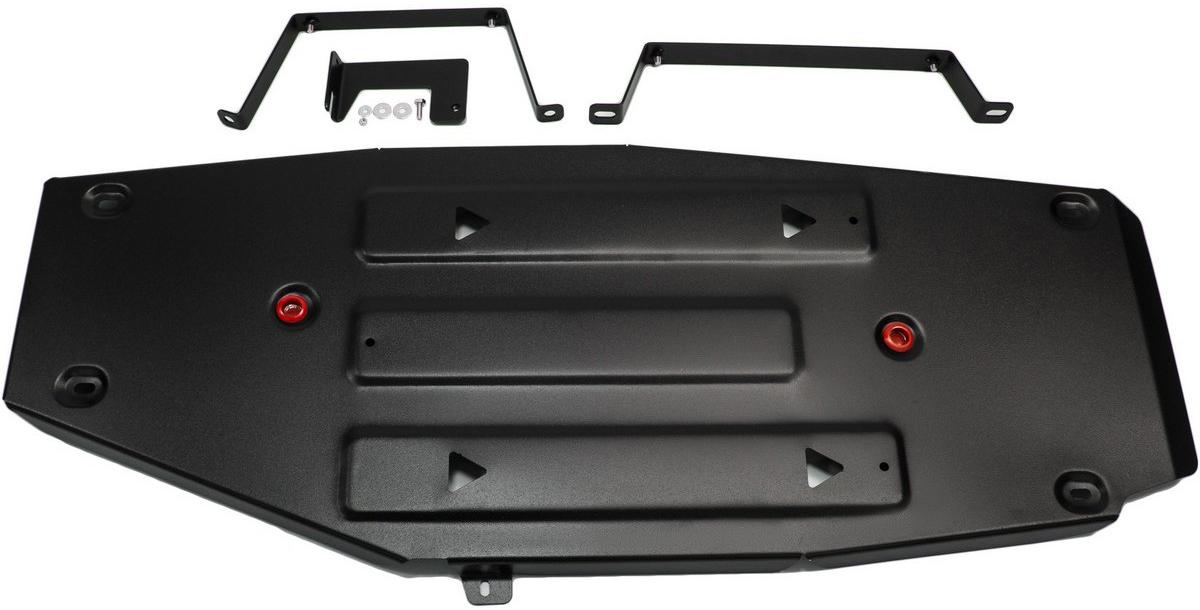 Купить Защита топливного бака Автоброня Lexus NX 200 2014-/Lexus NX 200t 2014-/Toyota RAV4 2013-2015 2015-, сталь 2 мм