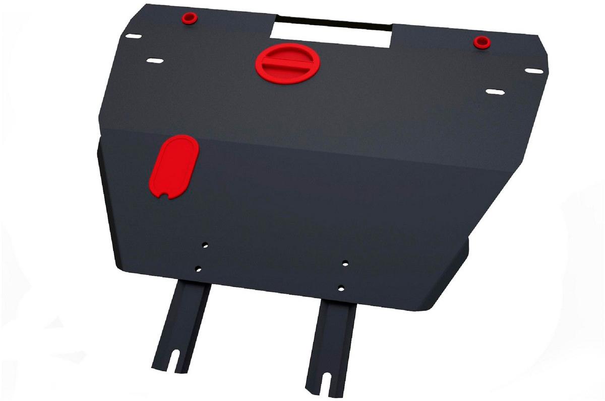 Защита картера и КПП Автоброня FAW B50 Besturn 2012-/FAW X80 2016-, сталь 2 мм111.08001.2Защита картера и КПП Автоброня для FAW B50 Besturn, V-1,6 2012-/FAW X80 Besturn, V-2,0 2016-, сталь 2 мм, комплект крепежа, 111.08001.2Стальные защиты Автоброня надежно защищают ваш автомобиль от повреждений при наезде на бордюры, выступающие канализационные люки, кромки поврежденного асфальта или при ремонте дорог, не говоря уже о загородных дорогах. - Имеют оптимальное соотношение цена-качество. - Спроектированы с учетом особенностей автомобиля, что делает установку удобной. - Защита устанавливается в штатные места кузова автомобиля. - Является надежной защитой для важных элементов на протяжении долгих лет. - Глубокий штамп дополнительно усиливает конструкцию защиты. - Подштамповка в местах крепления защищает крепеж от срезания. - Технологические отверстия там, где они необходимы для смены масла и слива воды, оборудованные заглушками, закрепленными на защите. Толщина стали 2 мм. В комплекте крепеж и инструкция по установке.Уважаемые клиенты! Обращаем ваше внимание на тот факт, что защита имеет форму, соответствующую модели данного автомобиля. Наличие глубокого штампа и лючков для смены фильтров/масла предусмотрено не на всех защитах. Фото служит для визуального восприятия товара.