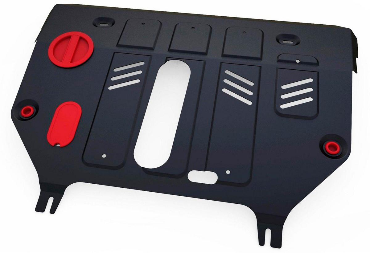 Защита картера и КПП Автоброня Lexus NX 300h 2014-, сталь 2 мм111.03206.1Защита картера и КПП Автоброня Lexus NX, 300h AWD V-2,5 Hybrid 2014-, сталь 2 мм, комплект крепежа, 111.03206.1Стальные защиты Автоброня надежно защищают ваш автомобиль от повреждений при наезде на бордюры, выступающие канализационные люки, кромки поврежденного асфальта или при ремонте дорог, не говоря уже о загородных дорогах. - Имеют оптимальное соотношение цена-качество. - Спроектированы с учетом особенностей автомобиля, что делает установку удобной. - Защита устанавливается в штатные места кузова автомобиля. - Является надежной защитой для важных элементов на протяжении долгих лет. - Глубокий штамп дополнительно усиливает конструкцию защиты. - Подштамповка в местах крепления защищает крепеж от срезания. - Технологические отверстия там, где они необходимы для смены масла и слива воды, оборудованные заглушками, закрепленными на защите. Толщина стали 2 мм. В комплекте крепеж и инструкция по установке.Уважаемые клиенты! Обращаем ваше внимание на тот факт, что защита имеет форму, соответствующую модели данного автомобиля. Наличие глубокого штампа и лючков для смены фильтров/масла предусмотрено не на всех защитах. Фото служит для визуального восприятия товара.