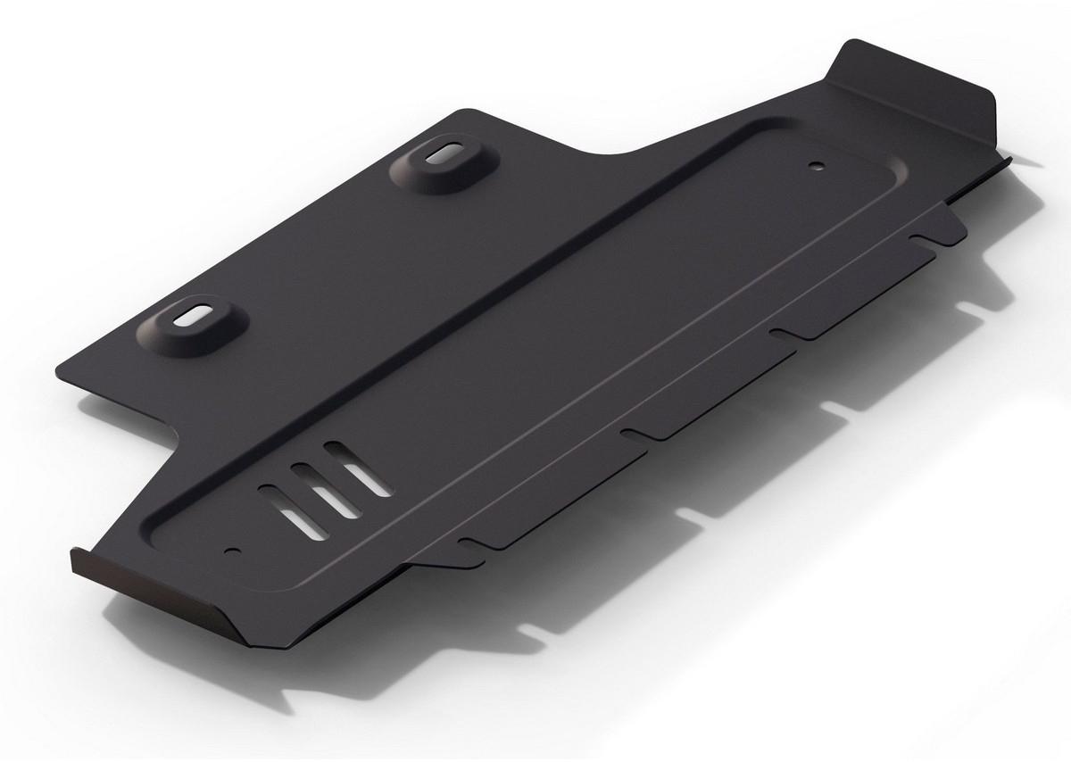 Защита КПП Автоброня Volkswagen Amarok 2016-, сталь 2 мм111.05852.1Защита КПП Автоброня Volkswagen Amarok, V - 2.0d 2016-, сталь 2 мм, комплект крепежа, 111.05852.1Стальные защиты Автоброня надежно защищают ваш автомобиль от повреждений при наезде на бордюры, выступающие канализационные люки, кромки поврежденного асфальта или при ремонте дорог, не говоря уже о загородных дорогах. - Имеют оптимальное соотношение цена-качество. - Спроектированы с учетом особенностей автомобиля, что делает установку удобной. - Защита устанавливается в штатные места кузова автомобиля. - Является надежной защитой для важных элементов на протяжении долгих лет. - Глубокий штамп дополнительно усиливает конструкцию защиты. - Подштамповка в местах крепления защищает крепеж от срезания. - Технологические отверстия там, где они необходимы для смены масла и слива воды, оборудованные заглушками, закрепленными на защите. Толщина стали 2 мм. В комплекте крепеж и инструкция по установке.Уважаемые клиенты! Обращаем ваше внимание на тот факт, что защита имеет форму, соответствующую модели данного автомобиля. Наличие глубокого штампа и лючков для смены фильтров/масла предусмотрено не на всех защитах. Фото служит для визуального восприятия товара.