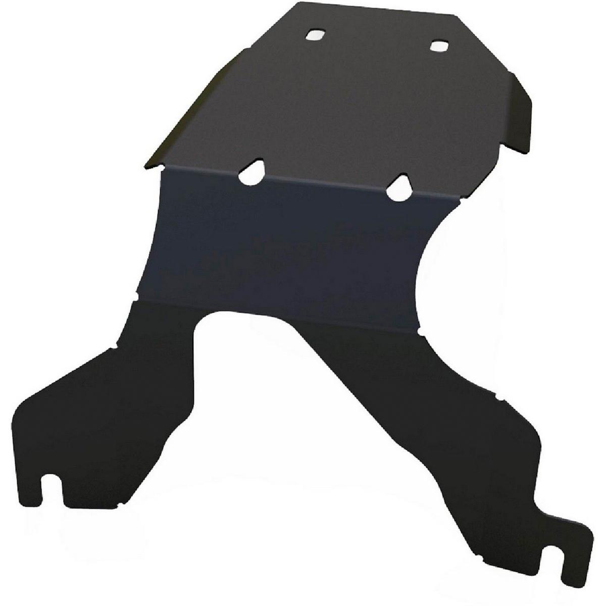 Защита редуктора Автоброня Subaru Legacy 2010-2015, сталь 2 мм111.05428.1Защита редуктора Автоброня Subaru Legacy 2010-2015, сталь 2 мм, комплект крепежа, 111.05428.1Стальные защиты Автоброня надежно защищают ваш автомобиль от повреждений при наезде на бордюры, выступающие канализационные люки, кромки поврежденного асфальта или при ремонте дорог, не говоря уже о загородных дорогах. - Имеют оптимальное соотношение цена-качество. - Спроектированы с учетом особенностей автомобиля, что делает установку удобной. - Защита устанавливается в штатные места кузова автомобиля. - Является надежной защитой для важных элементов на протяжении долгих лет. - Глубокий штамп дополнительно усиливает конструкцию защиты. - Подштамповка в местах крепления защищает крепеж от срезания. - Технологические отверстия там, где они необходимы для смены масла и слива воды, оборудованные заглушками, закрепленными на защите. Толщина стали 2 мм. В комплекте крепеж и инструкция по установке.Уважаемые клиенты! Обращаем ваше внимание на тот факт, что защита имеет форму, соответствующую модели данного автомобиля. Наличие глубокого штампа и лючков для смены фильтров/масла предусмотрено не на всех защитах. Фото служит для визуального восприятия товара.