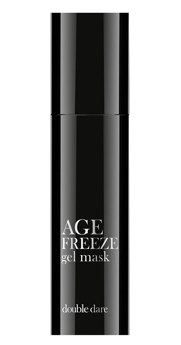 Double Dare Age Freeze Застывающая гелевая маска с лифтинг-эффектом012644Double Dare Age Freeze Застывающая гелевая маска с лифтинг-эффектом (Double Dare Age Freeze Gel Mask).Маска Age Freeze смягчает и выравнивает текстуру кожи, оказывает мгновенный лифтинг-эффект и борется с первыми признаками старения. Благодаря застывающей гелевой текстуре, маска создает на лице плотную прозрачную пленку, которая сильно стягивает лицо и трескается при высыхании, обеспечивая выраженный подтягивающий, отшелушивающий и лимфодренажный эффект.Предупреждаем: про эту маску говорят: В ней я выгляжу на 40 лет старше, а после нее - на 10 лет моложе! Когда прозрачная маска высохнет и потрескается на лице, вы будете выглядеть как в приложении, которое состаривает фото. Хэллоуиновский лук Злой Ведьмы Запада вам обеспечен! Не пугайтесь, а поделитесь этим безумным преображением с друзьями в Instagram, пока маска еще не смыта и кожа не преобразилась в нежную и упругую.5 эффектов маски AGE FREEZE: 1. Смягчает кожу 2. Отшелушивает 3. Придает упругость 4. Уменьшает видимость морщин и пор5. Улучшает стойкость макияжа Применение: сделайте 3-5 нажатий на помпу. Нанесите маску плотным слоем на очищенное от косметики лицо и шею, избегая зону вокруг глаз. Для нанесения маски рекомендуется использовать кисть Double Dare OMG! Standing Mask Brush. Оставьте маску на лице до полного высыхания. Затем смойте ее теплой водой, параллельно массируя лицо для лучшего впитывания полезных компонентов маски. Так как маска сильно стягивает лицо, у людей с сосудами, расположенными близко к коже, возможно возникновение покраснений на лице, которые должны пройти в течение часа.