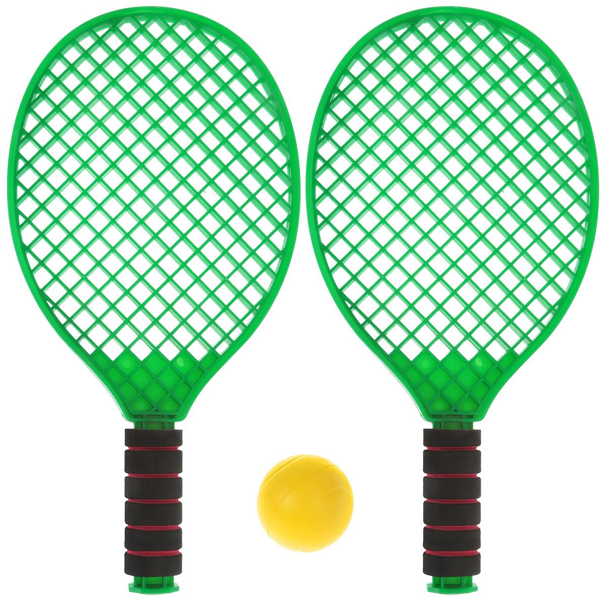 Concord Toys Игровой набор Теннис цвет зеленый игровой набор playmates toys патрульные багги леонардо и донателло