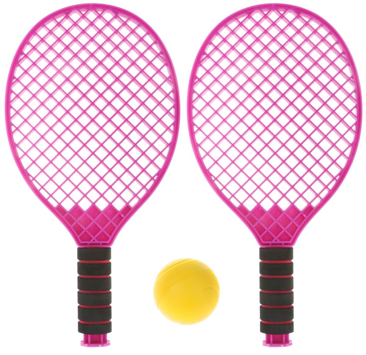 Concord Toys Игровой набор Теннис цвет розовый игровой набор playmates toys патрульные багги леонардо и донателло
