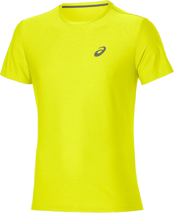 Футболка мужская Asics SS Top, цвет: желтый. 134084-0480. Размер XS (42) футболка asics футболка styled top