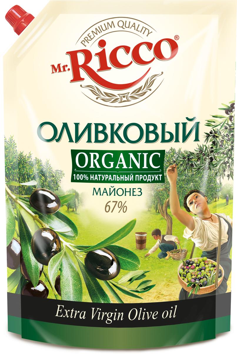 Mr.Ricco Майонез Organic Оливковый, 67%, 800 мл кислотные красители в алматы