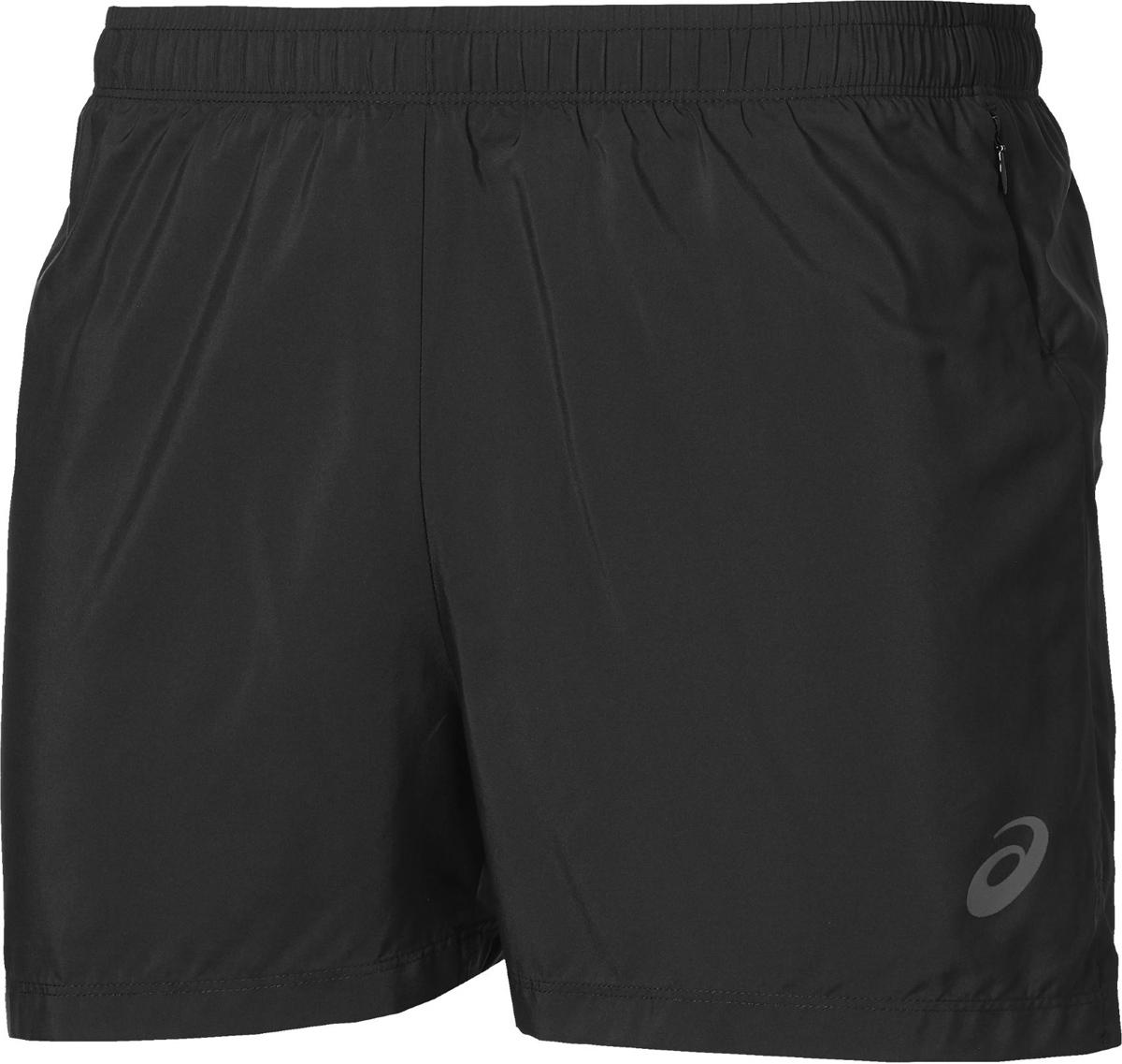 Шорты мужские Asics Split Short, цвет: черный. 134092-0904. Размер XL (50) шорты мужские asics gpx knit short 9in цвет черный 141095 0904 размер xxl 54 56