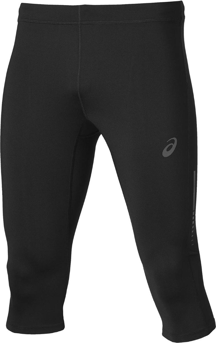 Тайтсы мужские Asics Knee Tight, цвет: черный. 134096-0904. Размер M (46)134096-0904
