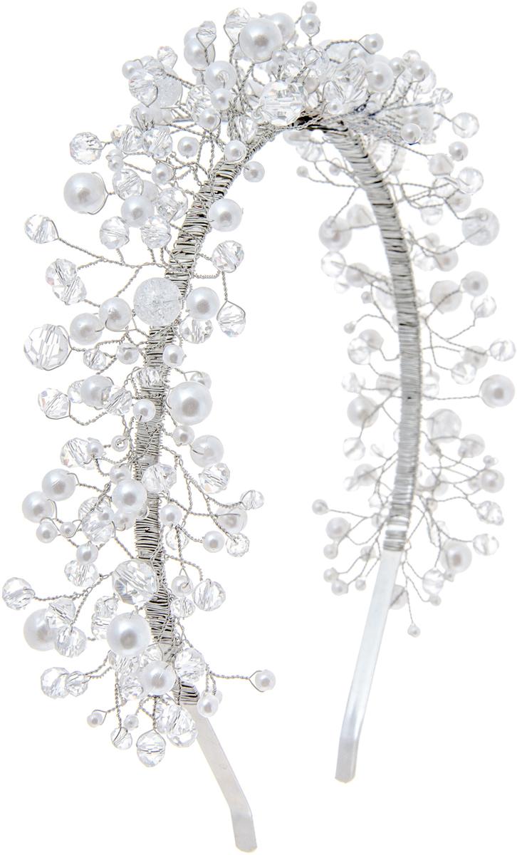 Ободок для волос Malina By Андерсен Снежная королева, цвет: белый. 41611ов0141611ов01