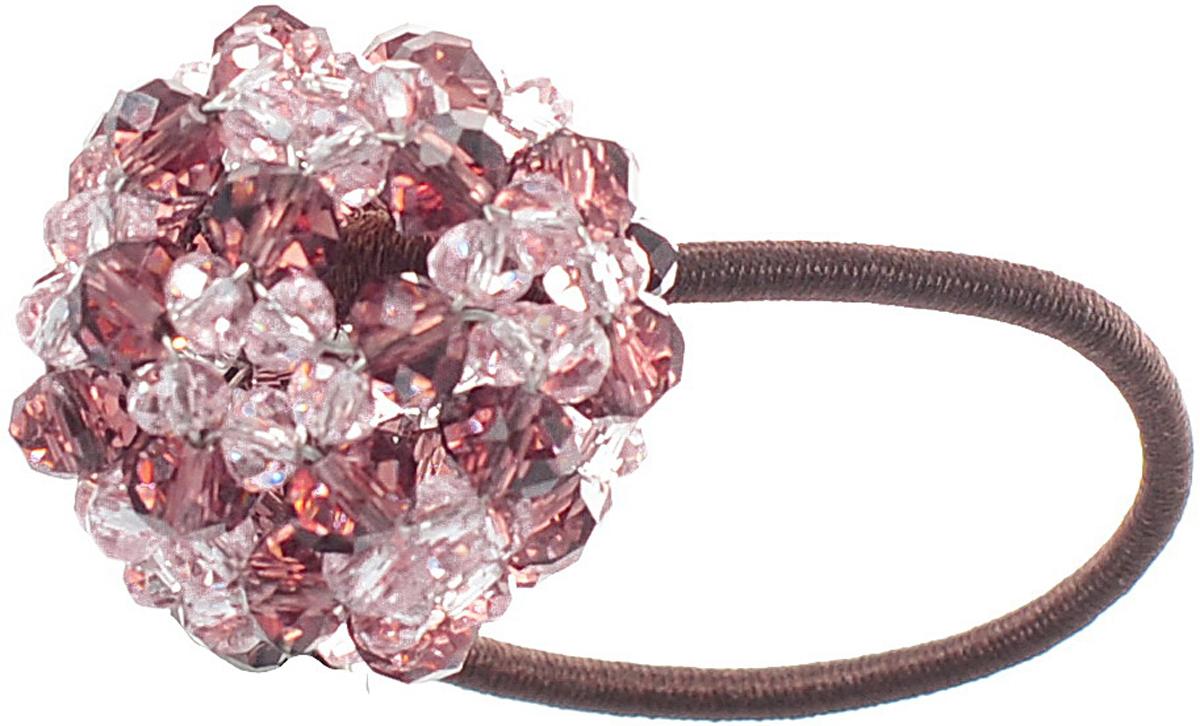 Резинка для волос Malina By Андерсен Нежное мерцание, цвет: розовый. 41702рб1041702рб10