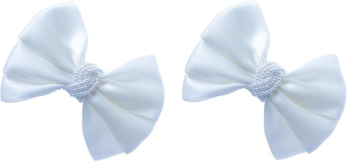 Резинка для волос Malina By Андерсен Монблан, цвет: белый. 41710рм0241710рм02