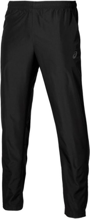 Брюки мужские Asics Woven Pant, цвет: черный. 134101-0904. Размер XXL (52) шорты мужские asics gpx knit short 9in цвет черный 141095 0904 размер xxl 54 56