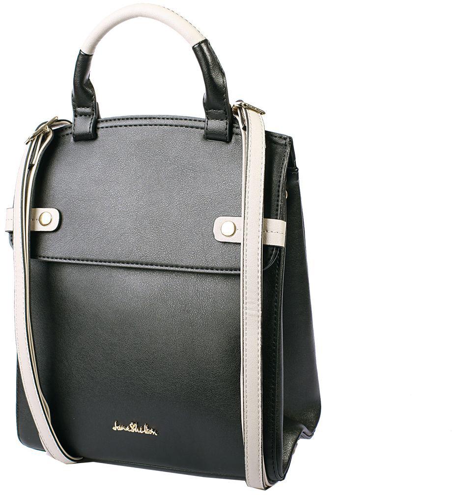 цена на Рюкзак женский Jane Shilton, цвет: черный. H1057