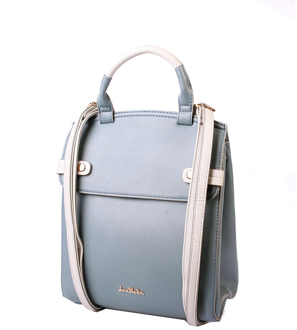 цена на Рюкзак женский Jane Shilton, цвет: голубой. H1057