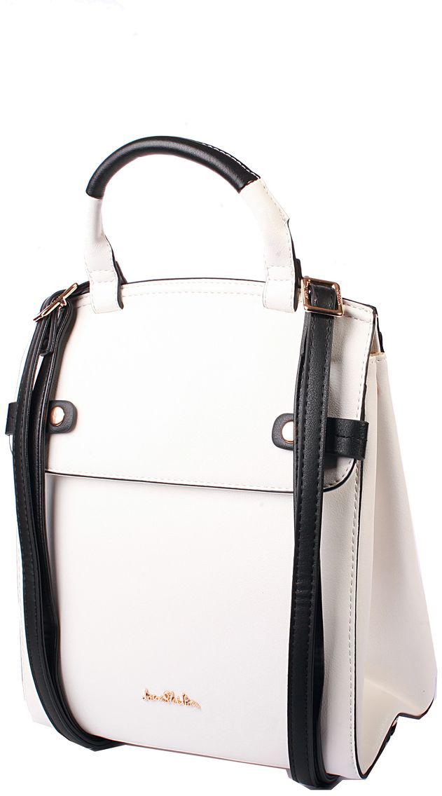 Рюкзак женский Jane Shilton, цвет: белый. H1057 цена
