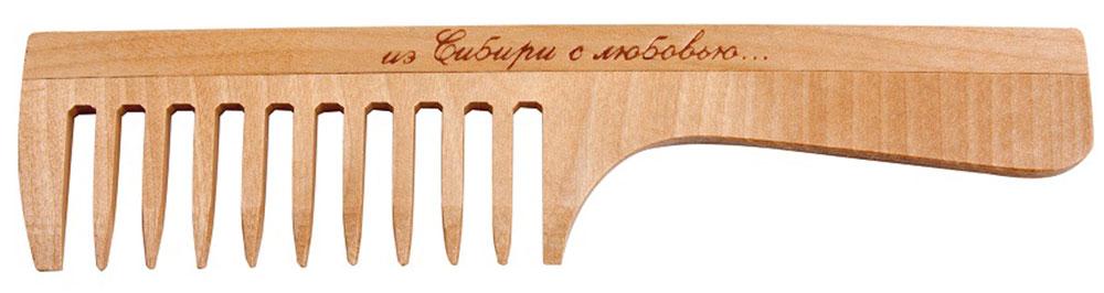 Тимбэ Продакшен Расческа деревянная РД3301